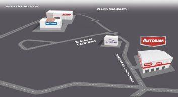 Maps Autobam