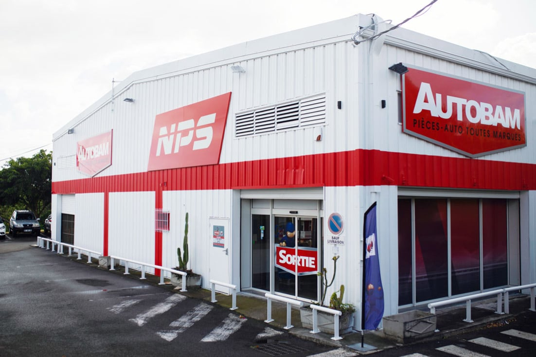 Magasin NPS AUTOBAM